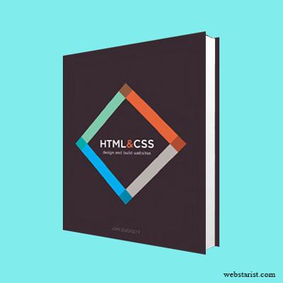 کتاب آموزش html و css